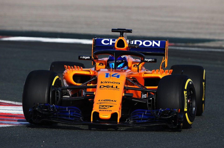 """F1   Alonso dopo lo shakedown della MCL33: """"Ho grandi sensazioni"""""""