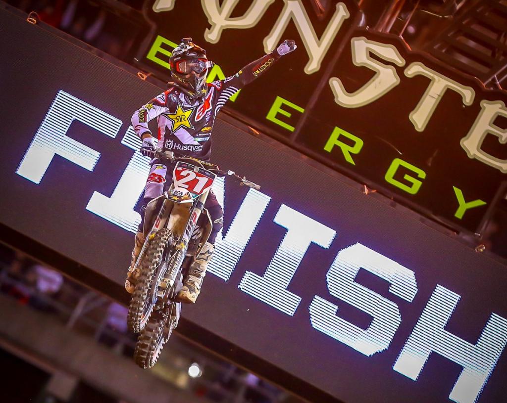 Supercross | Anderson vince una gara spettacolare a Oakland