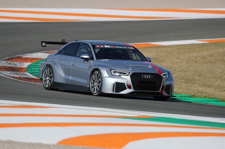 WTCR | Altre quattro Audi al via del campionato 2018