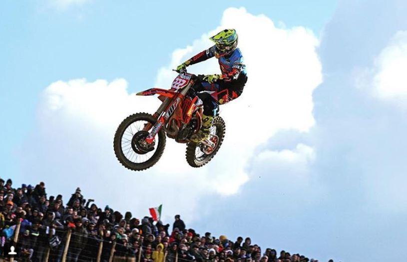 MXGP | Cairoli sbanca anche Mantova e vince gli Internazionali d'Italia
