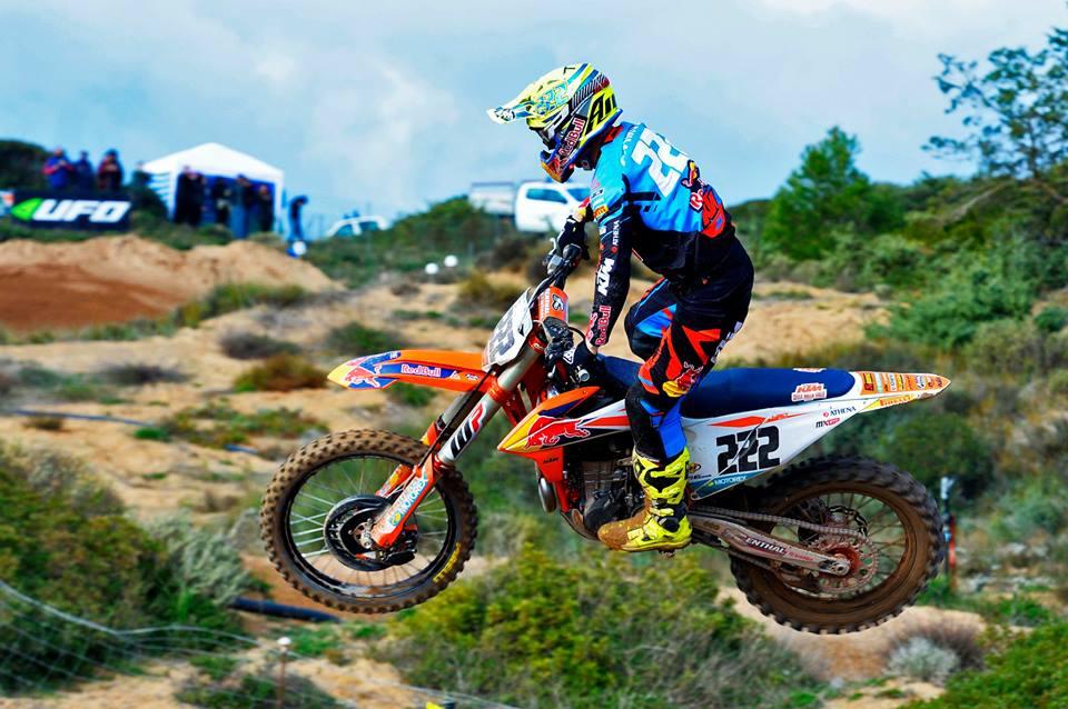 MXGP | Cairoli inizia col piede giusto negli Internazionali d'Italia