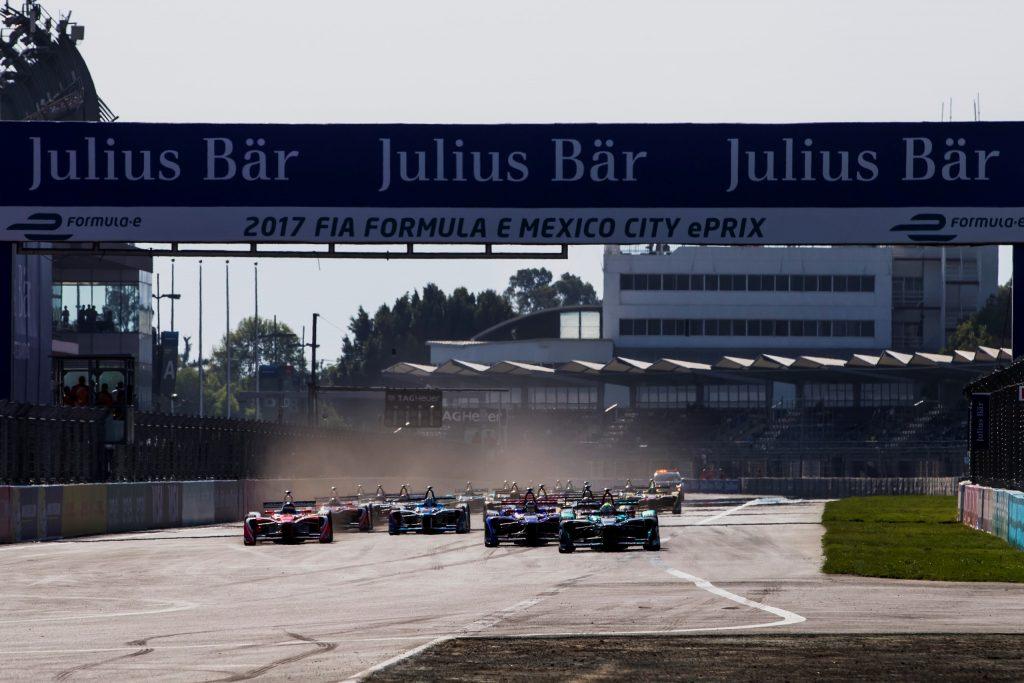 Formula E | Mexico City ePrix 2018 - Anteprima