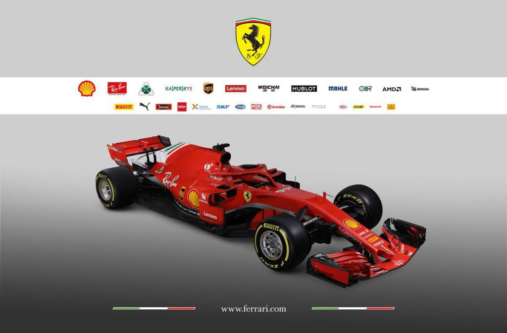 F1 | Presentata la Ferrari SF71-H