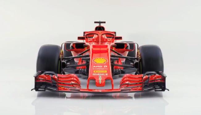 F1 | Presentata la Ferrari SF71-H 2