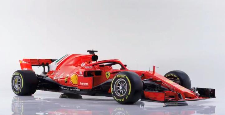 F1 | Presentata la Ferrari SF71-H 3