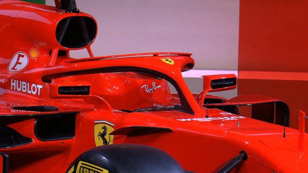 F1 | Presentata la Ferrari SF71-H 4