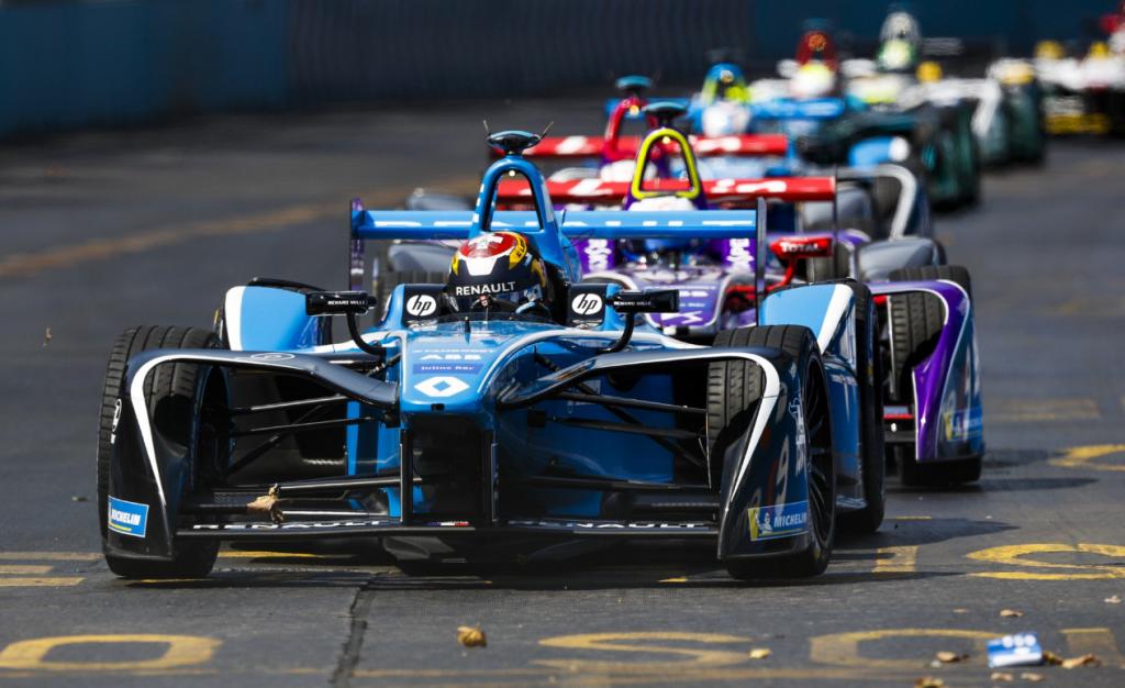 Formula E, campionato giusto al momento giusto