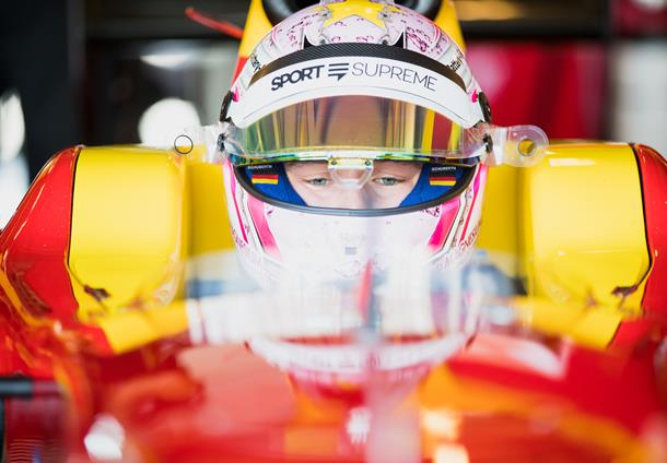 F2 | Maximilian Günther completa i ranghi del team Arden