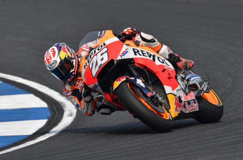 MotoGP | Test Buriram: Tre su tre per la Honda, Pedrosa in testa all'ultima giornata