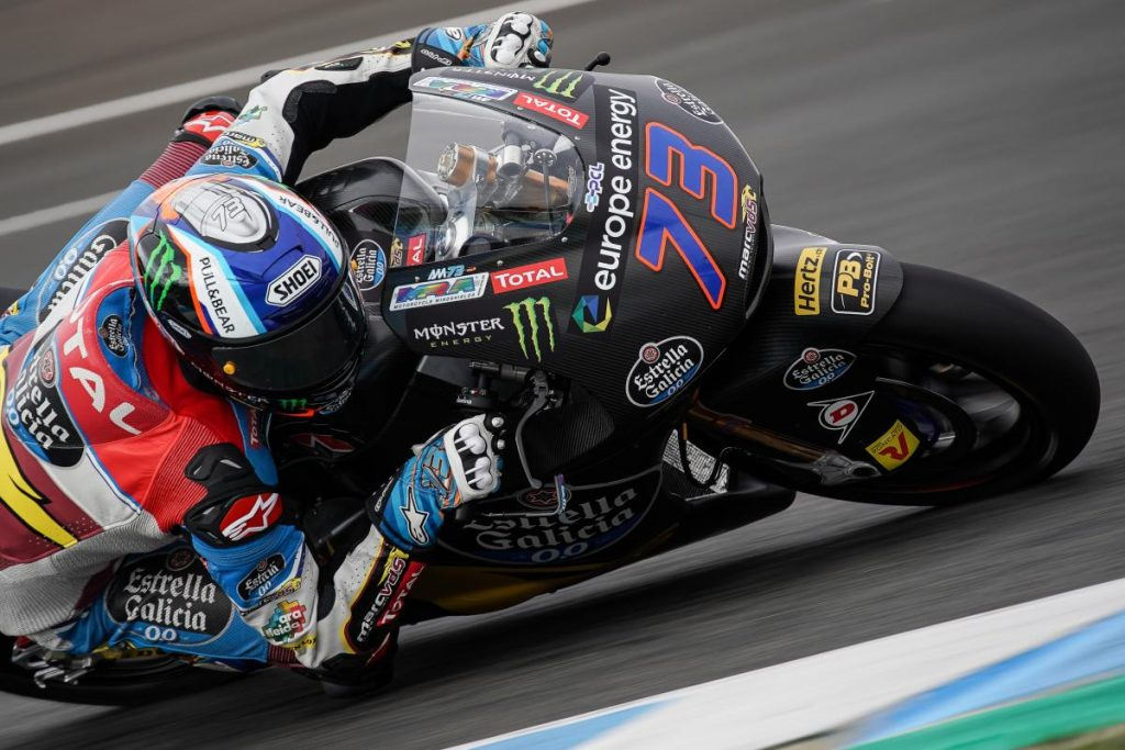 Motomondiale | Test Jerez Moto2 e Moto3: Marquez e Arbolino i migliori