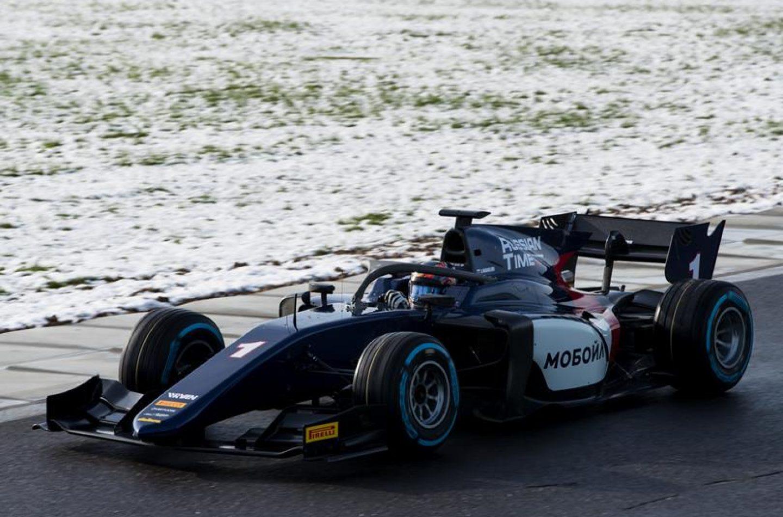 F2   Primo shakedown per la nuova Dallara a Magny-Cours