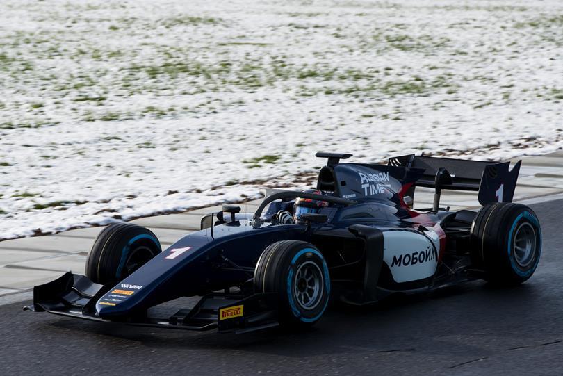 F2 | Primo shakedown per la nuova Dallara a Magny-Cours