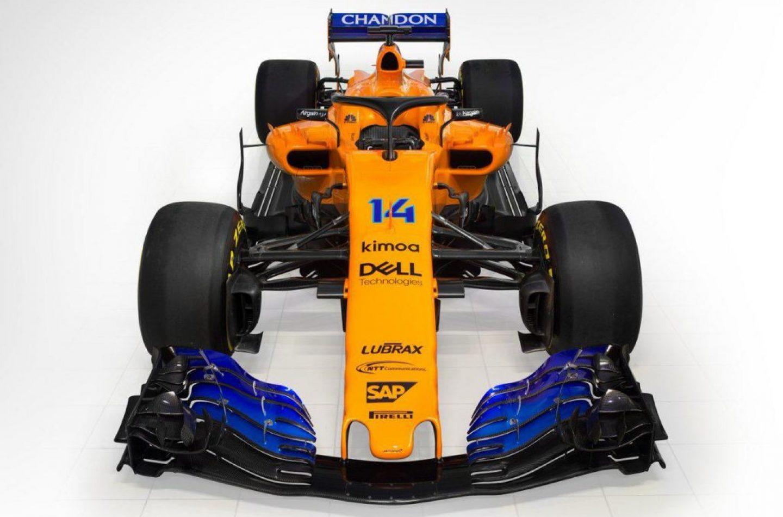 F1 | Mclaren presenta la MCL33