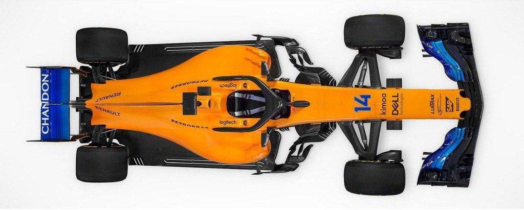 F1   Mclaren presenta la MCL33 2