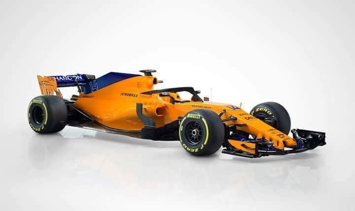 F1   Mclaren presenta la MCL33 3
