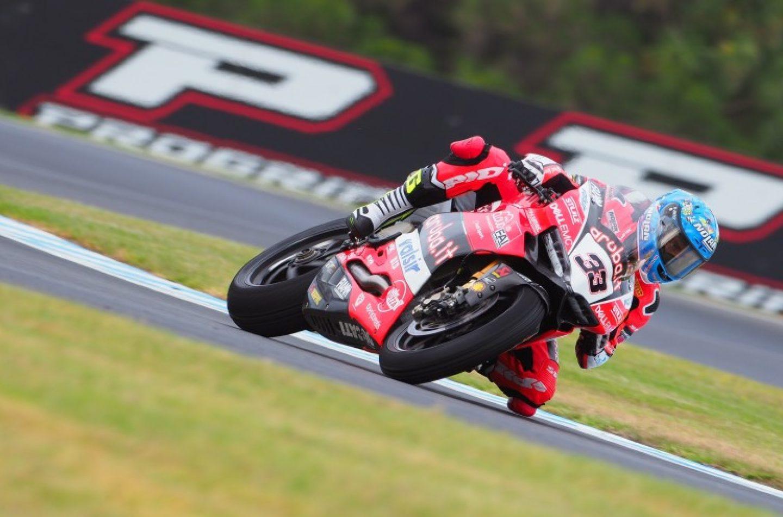 SBK | GP Australia: Marco Melandri vince gara-1