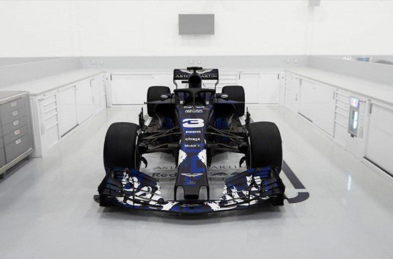F1 | Red Bull ha presentato online la RB14