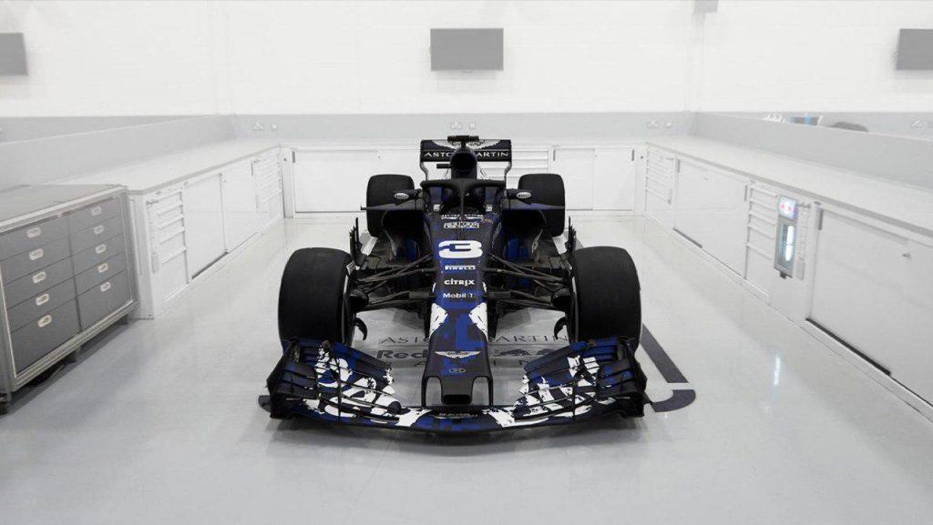 F1   Red Bull ha presentato online la RB14