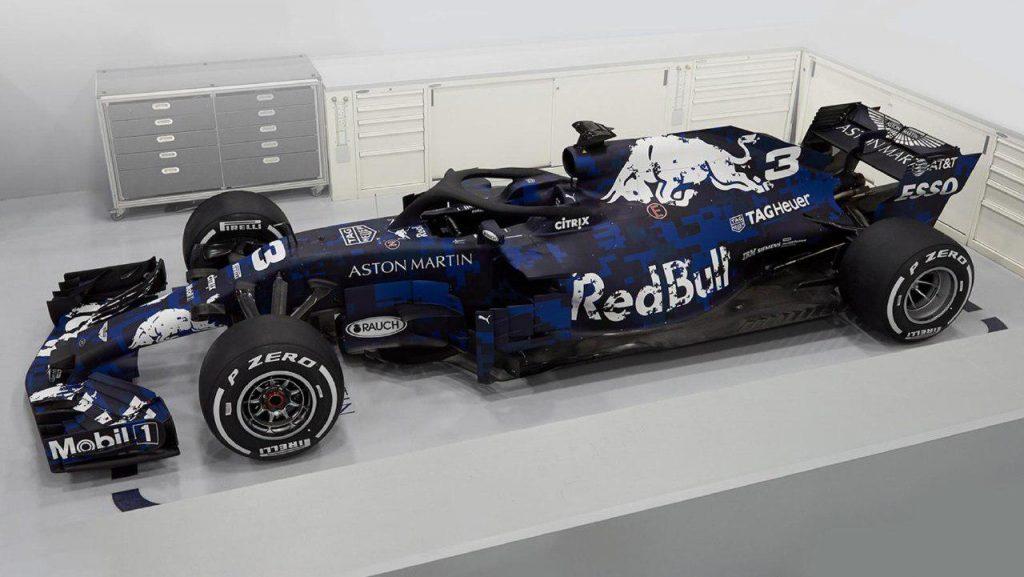 F1 | Red Bull ha presentato online la RB14 2