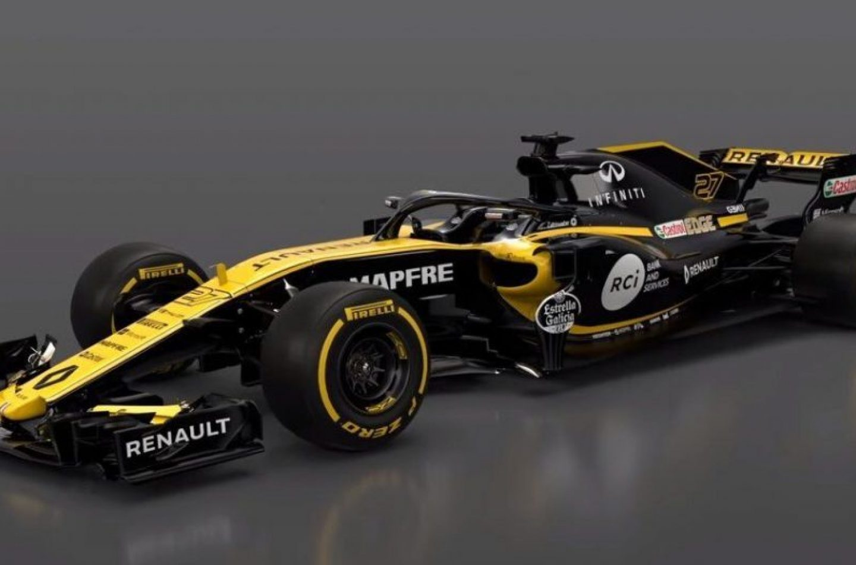 F1 | Renault presenta la R.S.18