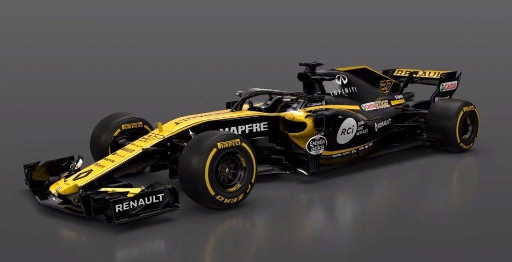 F1   Renault presenta la R.S.18