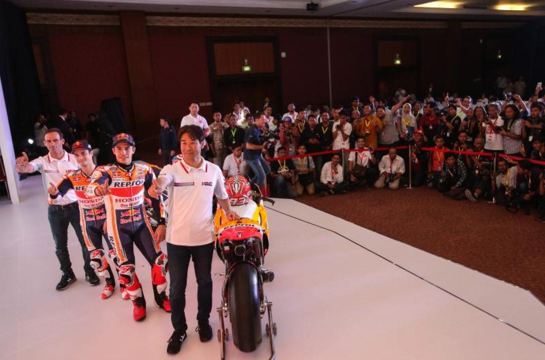MotoGP | Presentato ufficialmente il team Repsol Honda