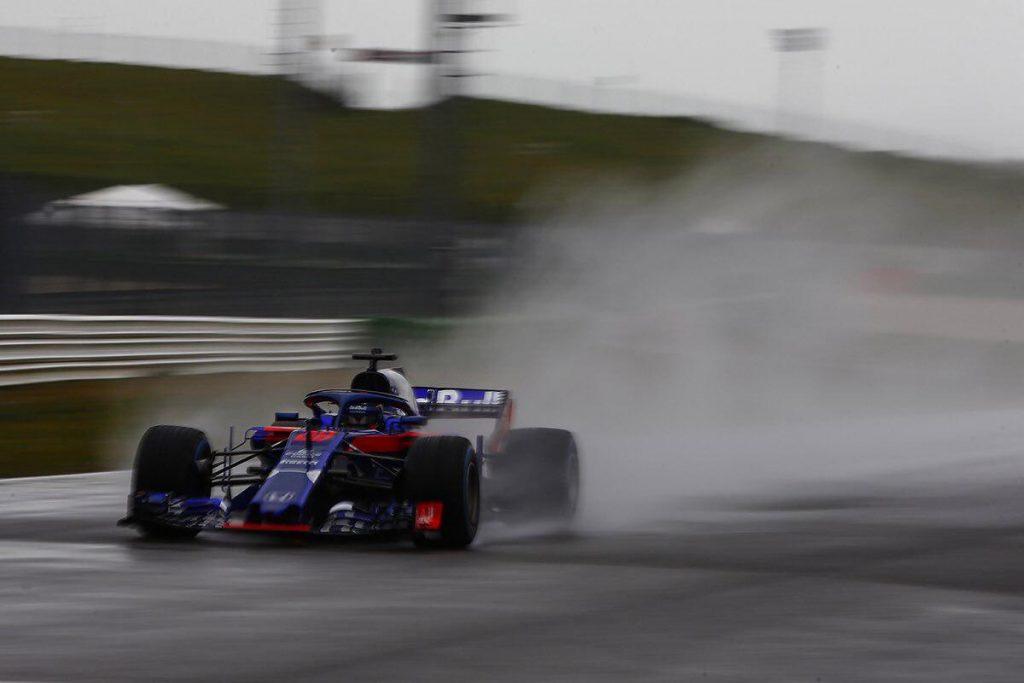 F1   Prima foto della Toro Rosso STR13 in pista a Misano