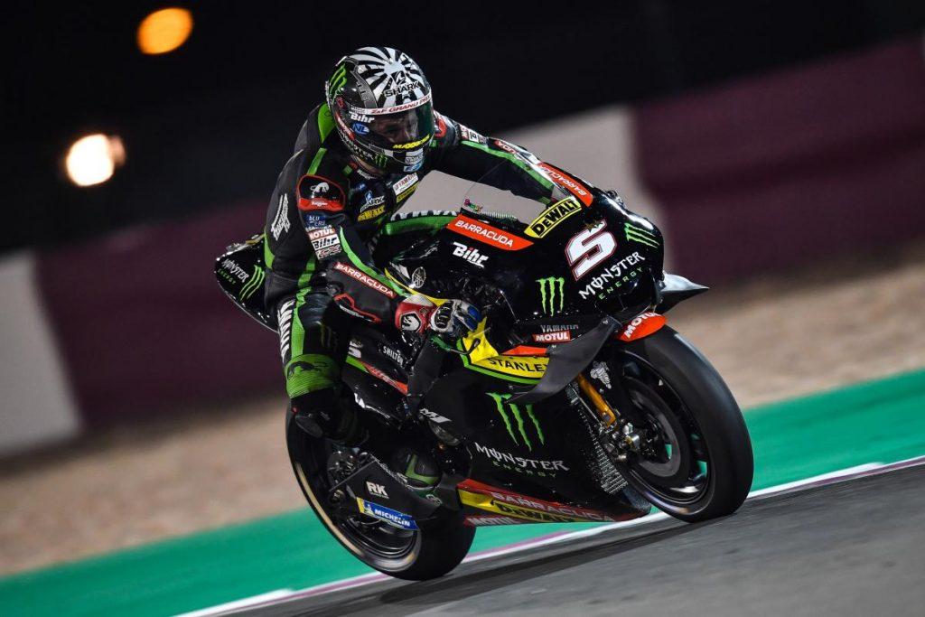 MotoGP | Test Qatar: turno magistrale di Zarco, davanti a Rossi e Dovizioso
