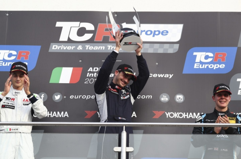 WTCR   Aurélien Comte primo pilota Peugeot-DG Sport
