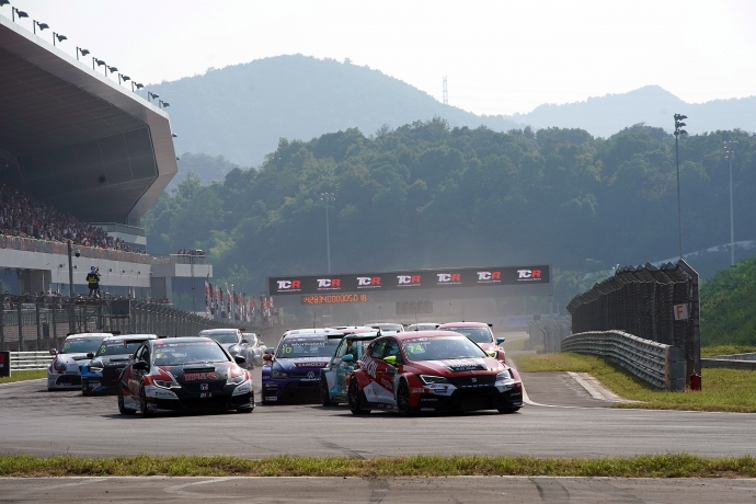 WTCR | Wuhan entra in calendario come ottavo round