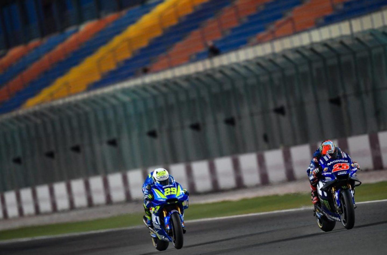 MotoGP | Test Qatar: Viñales chiude al comando la prima giornata