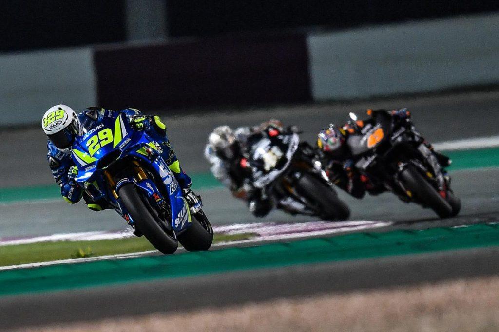 MotoGP | Test Qatar: a Iannone la seconda giornata, poi Dovizioso e Márquez