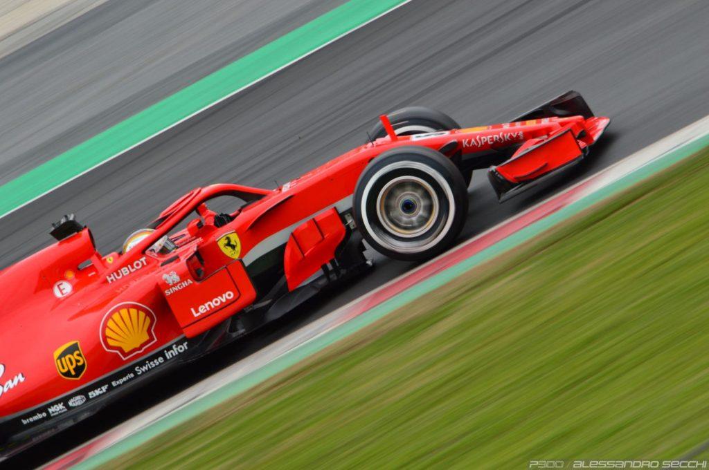 F1 | Test Barcellona, day 5: Vettel ok al mattino