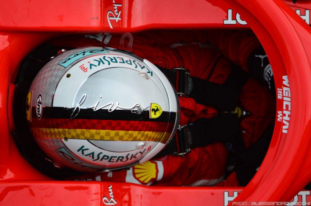 F1   Barcellona, test Day 7: Vettel al comando al mattino