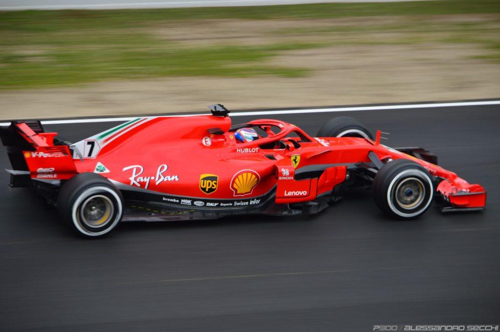 F1 | GP Belgio, FP2: Raikkonen al top davanti a Hamilton