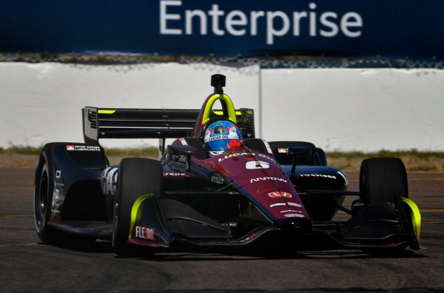Indycar | GP St.Peterburg: Pole position per Wickens davanti a Power