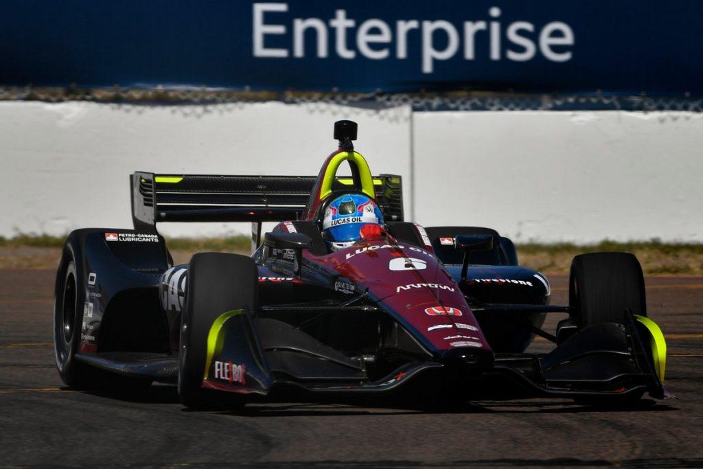 Indycar | GP St.Peterburg: Pole position per Wickens davanti a Power