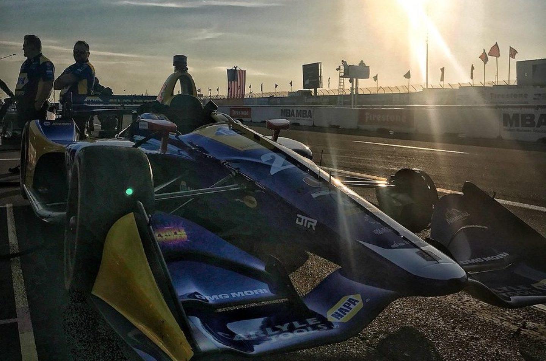 Indycar | GP St.Petersburg: Rossi il più veloce nel warm up