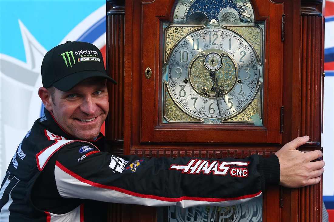 NASCAR   Martinsville: bentornato Clint!