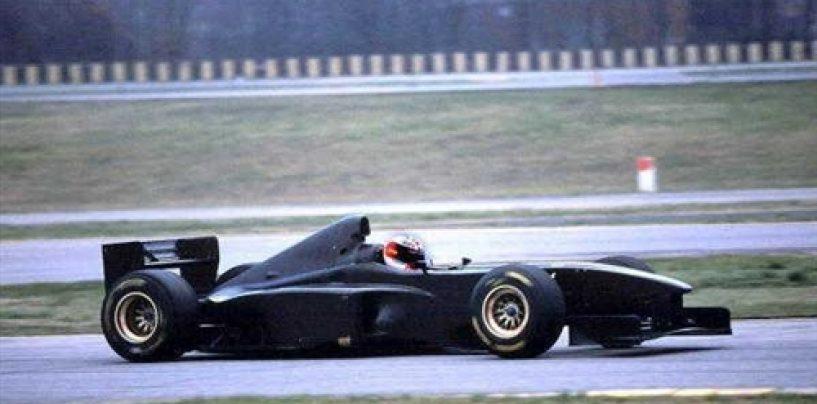 """<span class=""""entry-title-primary"""">Schumi e l'ottava """"neraviglia"""" del test di Fiorano 1997</span> <span class=""""entry-subtitle"""">il nero carbonio della F300 entrato nella storia</span>"""