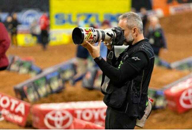 Supercross | Intervista a Pietro Ambrosioni, giornalista e fotografo