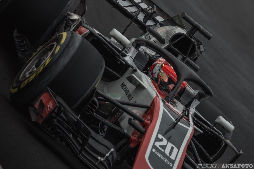 F1 | Magnussen attacca: