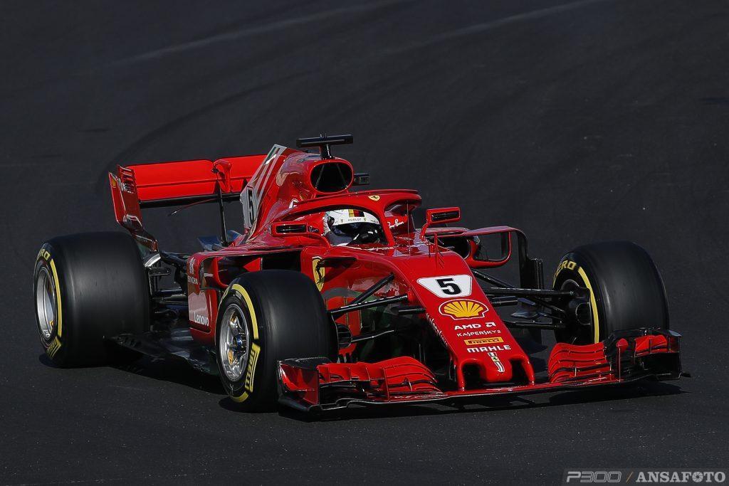 F1 | Barcellona Day 5: Vettel resta al comando a fine giornata