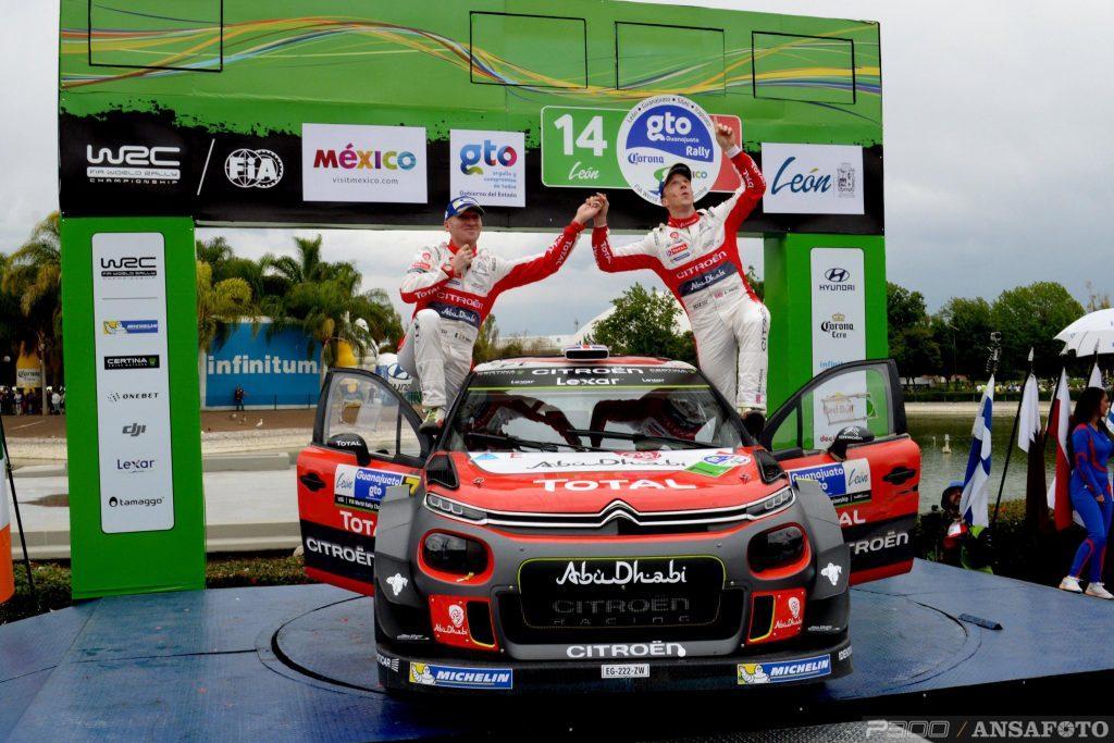WRC   Rally del Messico 2018 - Anteprima