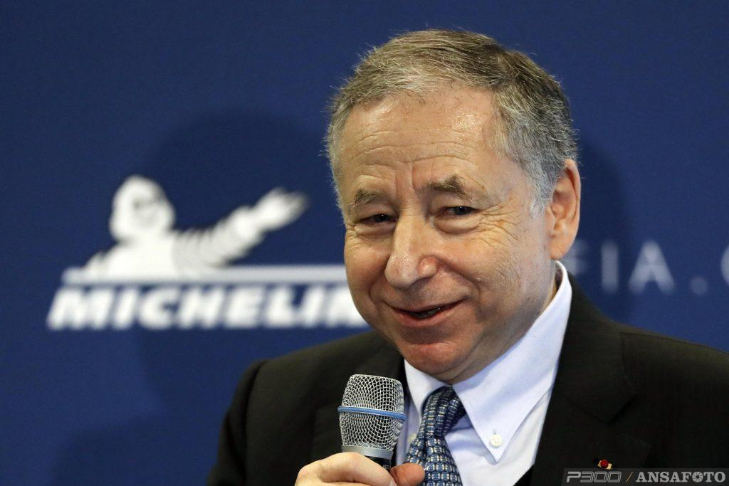 F1 | Todt attacca: