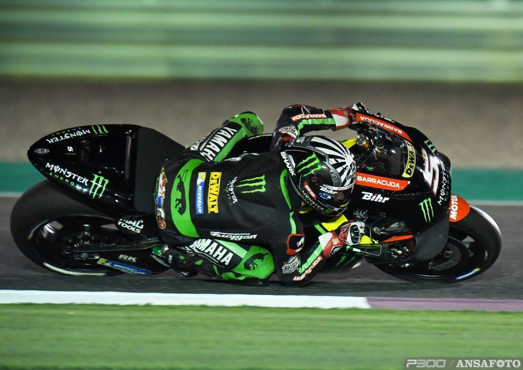 MotoGP | GP Qatar: Pole e record della pista per Johann Zarco