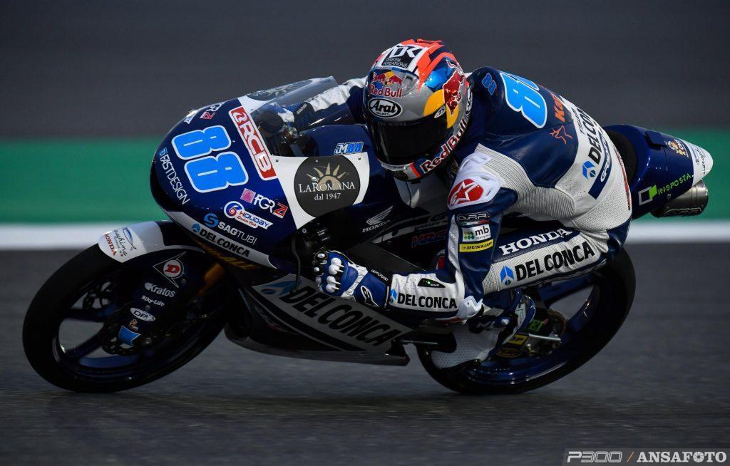 Moto3 | GP Qatar: vince Martín davanti a Canet, giù Bastianini