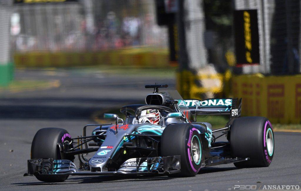F1 | GP d'Australia, FP1: Mercedes davanti, poi Verstappen