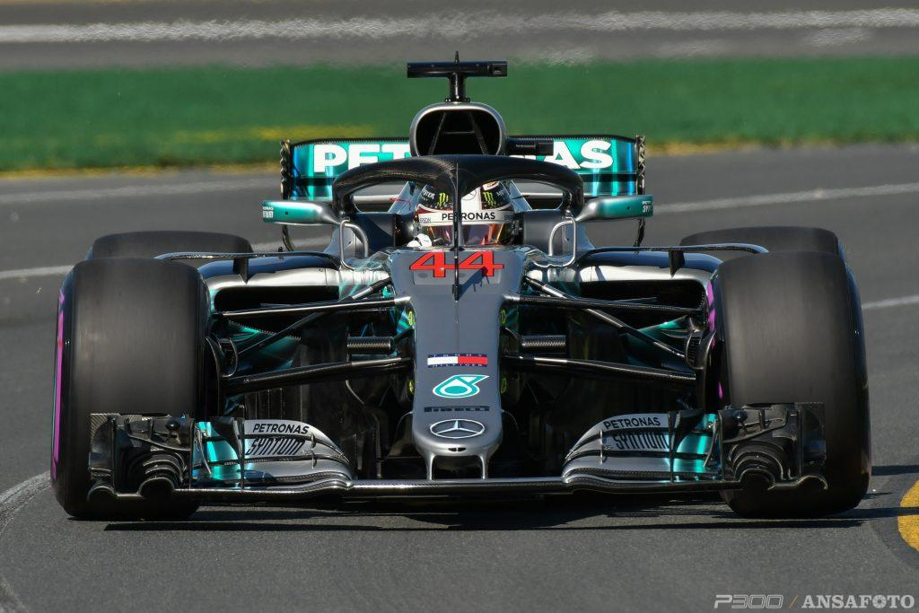 F1 | GP d'Australia, FP2: ancora Hamilton, Verstappen vicino