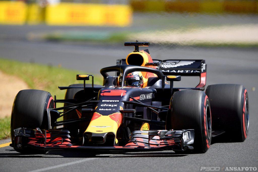 F1 | GP Australia: tre posizioni di penalità in griglia per Ricciardo